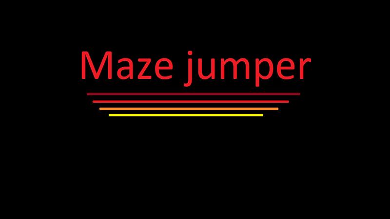 Maze Jumper